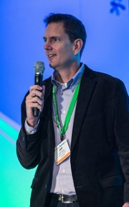Jeff Potts at Alfresco Summit